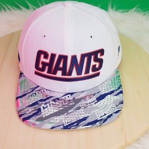 New Era 9Fifty New York Giants Adjustable Cap